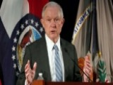 AG Sessions Threatens Dire Consequences For Leakers