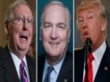 Alabama Senate Race Tests Reach Of Trump, McConnell