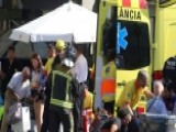 AP: 14 Killed In Barcelona Van Rampage