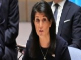 Amb. Haley Tells UN: The Time For Half Measures Is Over