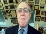 Alan Dershowitz: GOP Playing Politics With Menendez Trial
