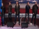 A Cappella Group Home Free Performs 'Hillbilly Bone'