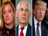 Anna Palmer Talks Trump, Tillerson And Future Of Iran Deal