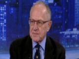 Alan Dershowitz: Anyone Close To Trump Is A Target