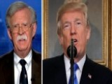 Amb. Bolton: Trump's Jerusalem Speech Was 'right On Target'