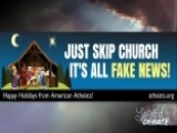 Atheist Billboards Say Church Is 'Fake News,' Cause Outrage