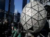At Least A Million Revelers Expected At Times Square On NYE