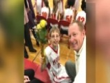 Autistic Basketball Player Gets Called Into Game, Scores Big