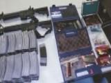 Authorities Thwart Potential Mass Shooting In California