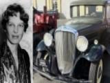 Amelia Earhart's Stolen Car Found In LA Neighborhood