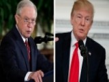 Attorney General Sessions Responds To Trump Criticism