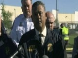 Authorities Update Blast At FedEx Facility In Schertz, Texas