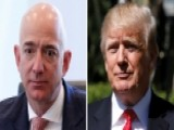 After The Buzz: Donald Trump Vs. Jeff Bezos