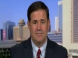 Arizona Gov. Ducey: Border Security Is About Public Safety