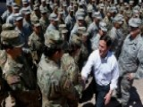 Arizona Governor: National Guard Is Needed For The Border