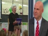 Author Harlan Coben On Barbara Bush's Love Of Literacy
