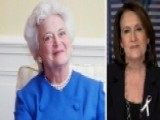Anita McBride: Barbara Bush Set Great Example