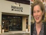 A Visit To Nashville's Parnassus Bookstore
