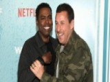 Adam Sandler And Chris Rock Talk 'The Week Of'