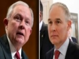 AG Jeff Sessions, EPA Chief Pruitt To Face Lawmakers Today