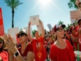 Arizona Teachers Strike Enters Second Week