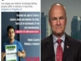 Andy Puzder Reacts To Group That Says Low Wages Are Violence