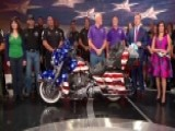 America's 911 Foundation Donates Motorcycle To 9 11 Museum