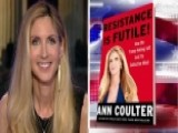Ann Coulter: Left Hates 'deplorables,' Think Trump Is 'icky'