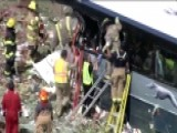At Least 7 Dead In New Mexico Bus Crash