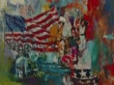 After The Show Show: Patriotic Labor Day Painting