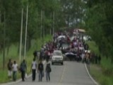 Another Migrant Caravan Marching To US