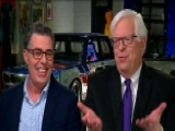 Adam Carolla, Dennis Prager Confront Free Speech Censorship