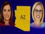 All Eyes On If Red Arizona Senate Seat Will Flip To Blue
