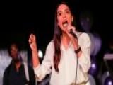 Alexandria Ocasio-Cortez Thanks Supporters In Victory Speech