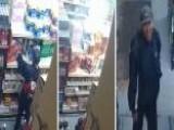 Alleged Arsonist Caught On Camera In California