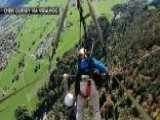 American Tourist Describes Terrifying Hang Glider Mishap