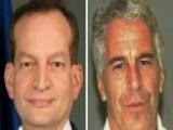 Acosta Faces Renewed Focus Over Jeffrey Epstein's Plea Deal