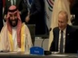 All Smiles: Putin Greets Saudi Crown Prince At G20 Summit