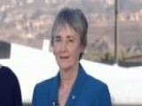 Air Force Secretary Wilson On Bush's Leadership, Decency