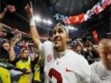 Alabama Quarterback Jalen Hurts Leads Team To SEC Win