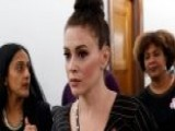 Alyssa Milano Pans Proposed Title IX Changes