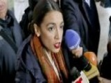 Alexandria Ocasio-Cortez Accused Of Playing Politics With Christmas After Drawing Comparison Between Jesus And Refugees