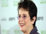 Billie Jean King Accuses GOP Of Waging War On Women