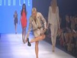 Bizarre Runway Revolt During Aussie Fashion Show