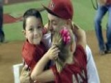 Brother, Sister Get Special Surprise At Diamondbacks Game