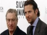 Bradley Cooper, DeNiro Rave About 'Silver Linings Playbook'