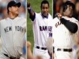 Bond, Clemens Appear On Baseball Hall Of Fame Ballot