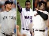 Bond, Clemens Appear On Baseball Hall Of Fame Ballot
