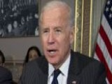 Biden's Gun Control Task Force To Meet With Victims Groups
