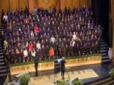 Brooklyn Tabernacle Choir Gears Up For Inauguration